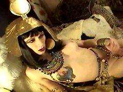 Cleopatra solo handjob