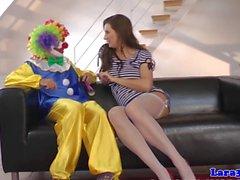 calze inglesi Sesso con suocera buffone cockriding