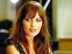 La actriz Arábica fumadores ( No desnudo )
