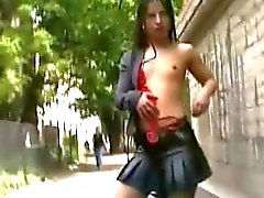 Russian Girls Public Compilation