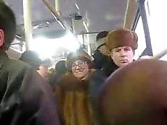 Russische Bus Fun