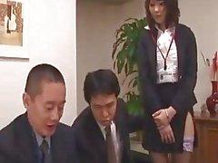Akıllı Güzel Sekreter Mona Asamiya