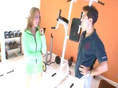 Workout with Capri Cavalli