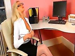 Yalnız seksi çorap alay Sekreteri