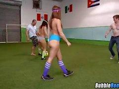 Bubble booty pornstars Jada Stevens Remy LaCroix
