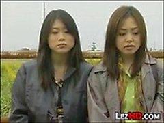 Horny Asian Lesbians