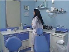 Mirela dentista Dandos o CU_ nein consultó_rio