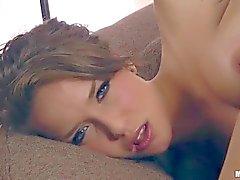 Young beauty Malena Morgan masturbating