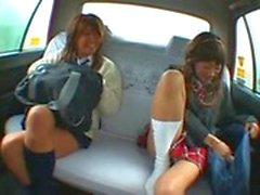 Taxi doppeltes Creampie - empflix