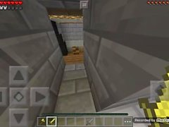 Minecraft PE Hunger Games Ep.1 - SO CLOSE TO WINNING!