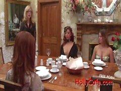 Nina Hartley the slaves,Lesbians Pornstars