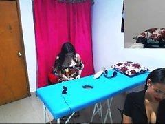Amateur massage handjob xxx No Money No