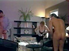 Vieilles Salopes aux gros nichons pornô francês do vintage