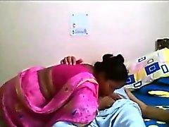 Indio desi rápido joder con el abuelo saree nuevo video que i