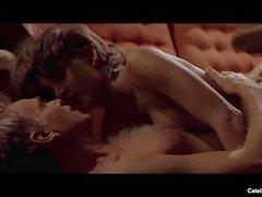 Celebrity Halle Berry & andere nackte und wilde Sexszenen