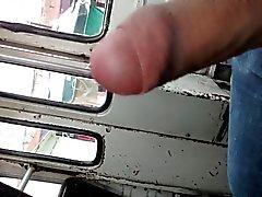 Flasheando en el bus