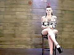 Bdsm mistress bangs slave