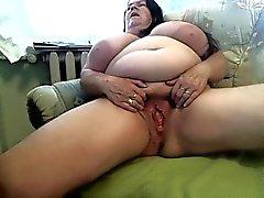 De Granny Belles femmes rondes HOT .......