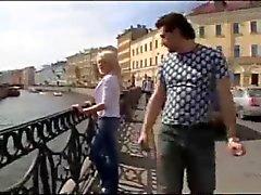 Blond Italian Anal Fuck
