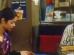 Индийские милашка получает трахнуться в ретро фильмы
