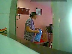 Vilkkuu Hotel palvelijan ( 1. )