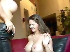 Amas de casa Mature teniendo sexo lésbico