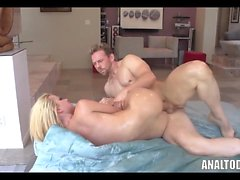 JR Oiled Up Anal Fuck Spielzeug