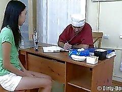 Tesiste Doktor appeal Göre Fingered The Skinny Shy Asian