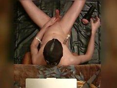 Knullad Flesh pussyen , i enlighet med BDSM