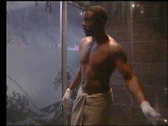 BB6 Africa Lomwe Shower nude black dick reality voyeur