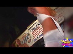 Nudo figa Contest Key West Spring Break Pt1