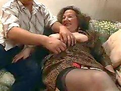 Granny bli knullade - den 6