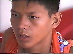 Netter junger thailändischen Boy