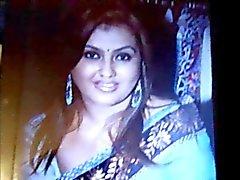 Cum eerbetoon aan Indiase tamil actrice Sona
