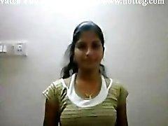 Amerika Hint Davet Girl ona elbise kaldırın ve onun BF tarafından belgesel haline