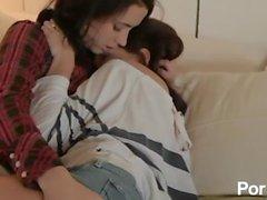 Karlie Montanas Encontrando The L In Love - Escena 4