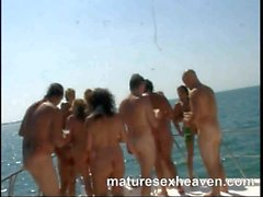 Me And My Friends Mehr Yacht Orgy Teil 4