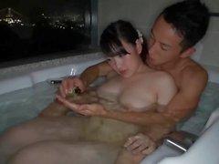 Esposa de fazer batota coração Ami Sakai - clip 2
