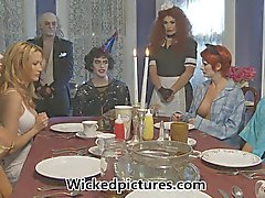 Es gibt ist eine lustige Parodie Porking im Speicher für Nikki Jäger
