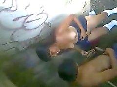 opgepakt door de politie Mexicaanse