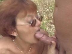 10. #granny бабка #mature