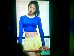 KPOP ídolo coreano Seolhyun AOA cum homenaje