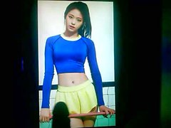 KPOP Korean idol Seolhyun AOA cum tribute