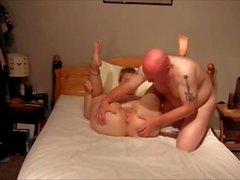 32yo British Ex-GF Mutual oral and horny fucking