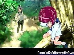Anime ve gey çuvalladı ve fasyal cummmed