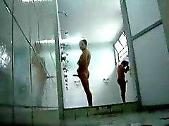 эксгибициониста фильмы и сам подъемные в общественной душем с горячей