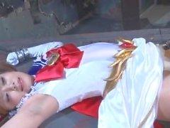 Sailor moon heroine overpowered