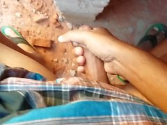 Bangladeshi mannens handjob