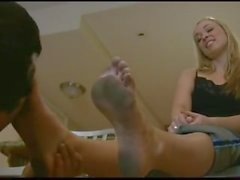 claen ног богослужение нога 2 девушки