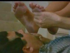 pied pieds claen culte 2 filles